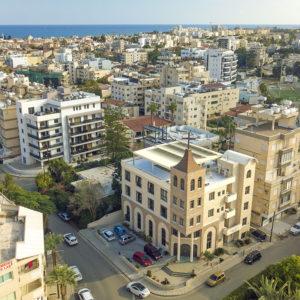 John Calvin Centre   Larnaca