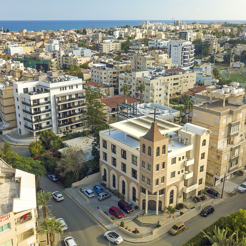 John Calvin Centre | Larnaca